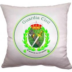 Cojín Blanco Guardia Civil de España