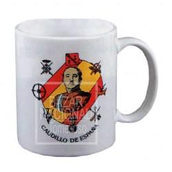 Taza Desayuno Francisco Franco