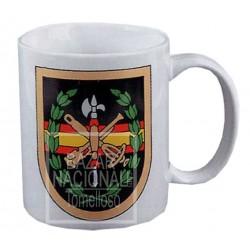 Taza Desayuno Legión Española