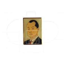 Pin Metálico Rectangular José Antonio Primo de Rivera